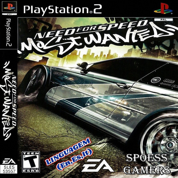 Need For Speed Most Wanted Ps2 Patch Desbloqueado