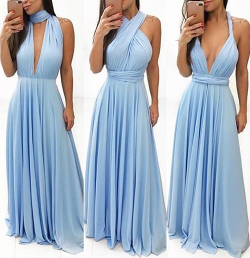 Vestido Infinity Multiuso, Multiformas, Feminino 238