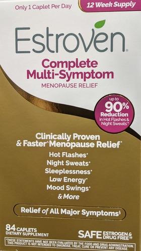 Estroven - Alívio Dos Sintomas Da Menopausa 84 Cápsulas