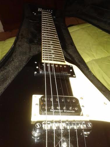 Guitarra Hamer Vector Xt - Guitarras Eléctricas en Mercado