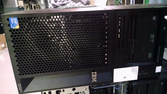 Servidor Ibm Sistem 3200 M2 2gb Ddr2 Hd 250 Gb Quad Core