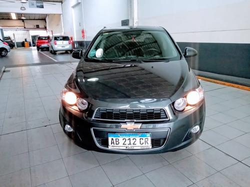 Chevrolet Sonic  5 Ptas Ltz 45.000km Impecable (hp)