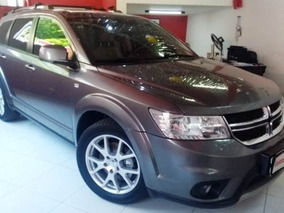 Dodge Journey R/t 3.6 - 2013 - Unico Dono - Top De Linha