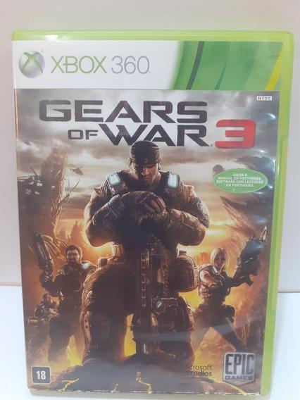Jogo Gears Of War 3