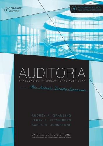 Auditoria - Traducao Da 7ª Edicao Norte-americana