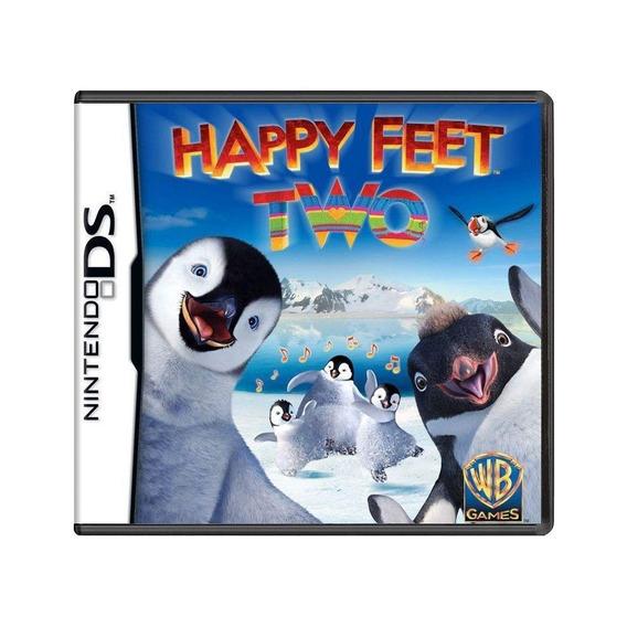 Happy Feet Two Ds Mídia Física Pronta Entrega