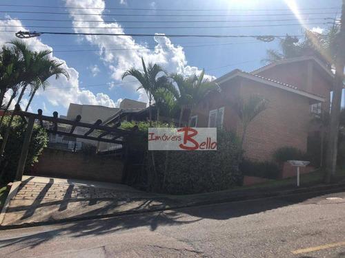 Imagem 1 de 24 de Casa Com 3 Dormitórios À Venda, 260 M² Por R$ 980.000,00 - Condomínio Itatiba Country Club - Itatiba/sp - Ca1370