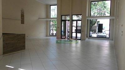 Loja Comercial Para Locação, Jardim São Dimas, São José Dos Campos. - Lo0014