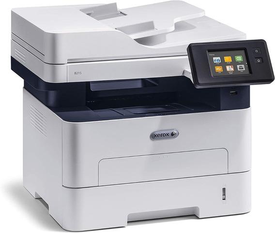 Impressora Multifuncional Xerox B215 B215dni 215 A4 Mono
