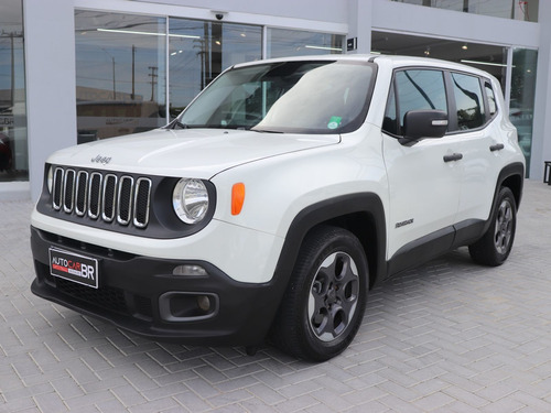Jeep Renegade Sport 1.8 Flex 4x2 2015/2016