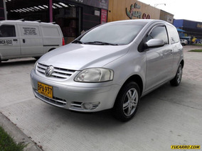 Volkswagen Fox Basico At 1000cc 3p