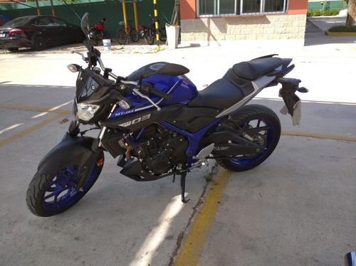 Yamaha Mt03