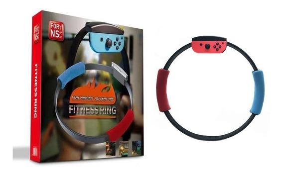Arco Anel Flexível Ring Fit Adventure Nintendo Switch S/jogo