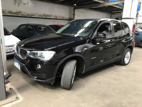 Bmw X3 2.0 X3 Xdrive 20i Executive 184cv 2015
