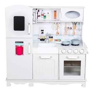 Cocina Infantil De Madera Cocinita