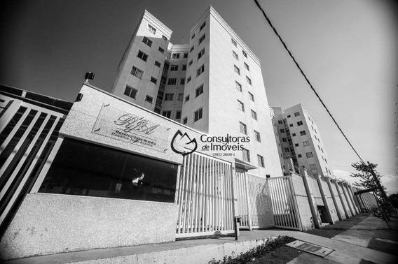 Apartamento Com 3 Dormitórios À Venda, 51 M² Por R$ 209.900 - Condomínio Reserva João Aranha - Paulínia/sp - Ap0198