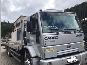 Ford Cargo 2422 Prancha