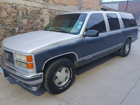 Chevrolet Suburban N Tela Aac At 1997