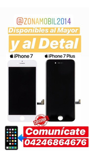 Pantalla Lcd iPhone 7g Y 7plus. Distribuidores