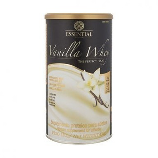 Vanilla Whey 450g - Essential Nutrition (validade Longa)