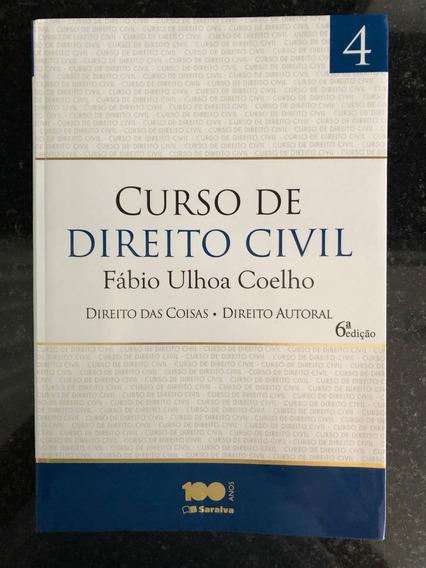 Curso De Direito Civil - Direito Das Coisas