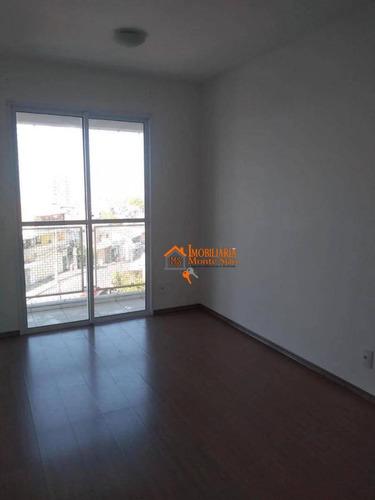 Imagem 1 de 17 de Apartamento À Venda, 52 M² Por R$ 253.000,00 - Vila Bremen - Guarulhos/sp - Ap2057