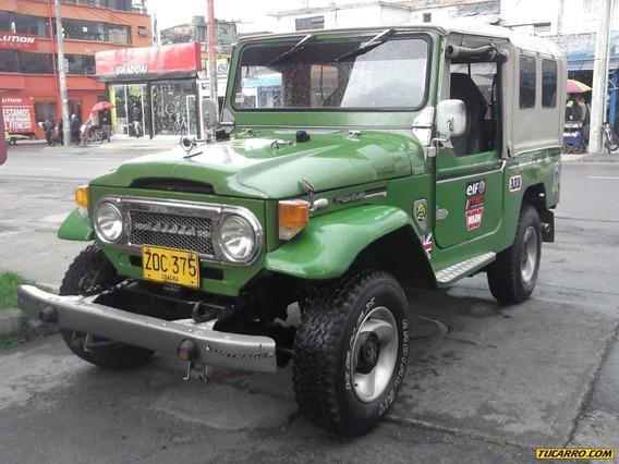 Toyota Fj Fj43 3800cc