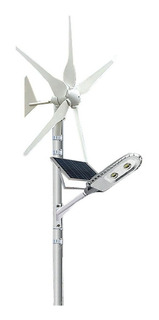 Reflector Solar Eolico Inalambrico Atomlux 150w Led Pce