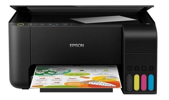 Impressora Epson Tanque De Tinta Ecotank L3150 Wi-fi Colori