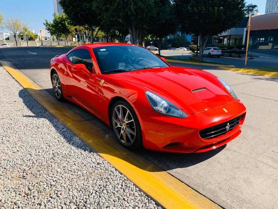 Ferrari California 4.3 Convertible V8 Mt 2010