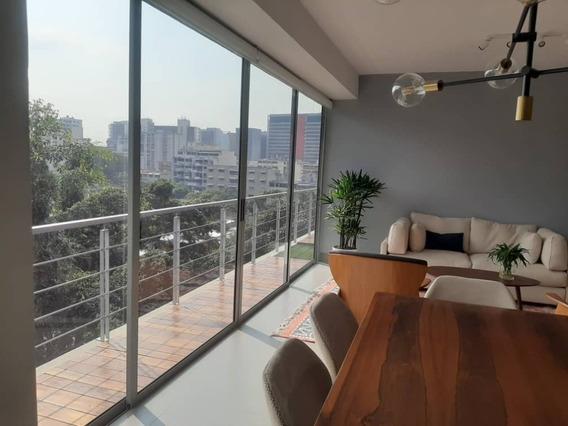 Hermoso Apto Alquiler A Estrenar -160m²- Campo Alegre