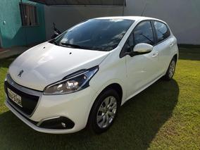 Peugeot 1.2 - 16/17 - Único Dono - Abaixo Da Fipe
