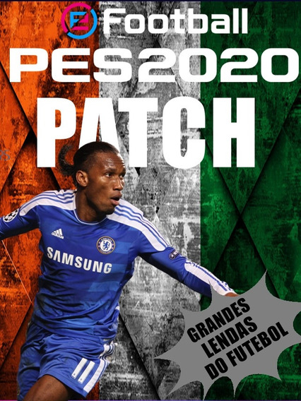 Pes 2020 - Patch 60 Times Legends Ps4