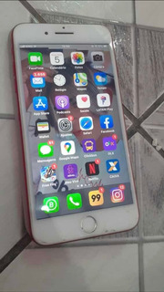 iPhone 7 Plus Red De 257 Gb