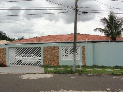 Casa Com 3 Dormitórios À Venda, 262 M² Por R$ 1.200.000,00 - Parque Taquaral - Campinas/sp - Ca5801