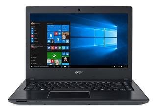 Laptop Acer E5-475-3032 Core I3 16gb 1tb 14hdled W10