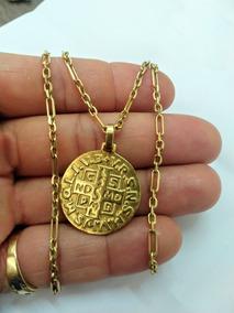 Corrente Cartier Ouro 18k + Pingente