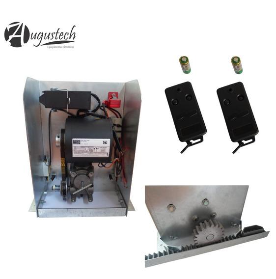 Motor Deslizante Reforçado Portão Eletrônico Movimento Dm10