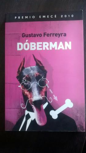 Doberman. G. Ferreyra
