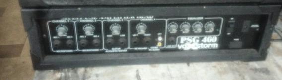 Cabeçote Amplificador Voxstorm Psg 400