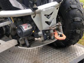 Cuatri Moto 4x4 Can Am 800 Con Winche De 3.500 Libras Y Rem