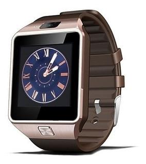 Moda Dz09 Wearables Smart Watch, Chamadas Mãos Livres/câmera