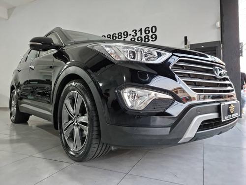 Imagem 1 de 10 de Hyundai Grand Santa Fé 3.3 Mpfi V6 4wd Gasolina 4p
