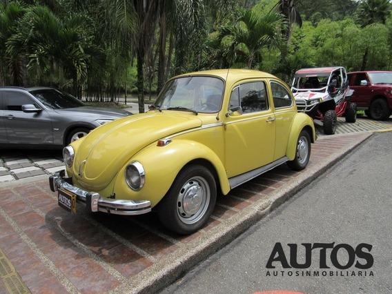 Volkswagen Super Bettle Coupe Mt Cc1300
