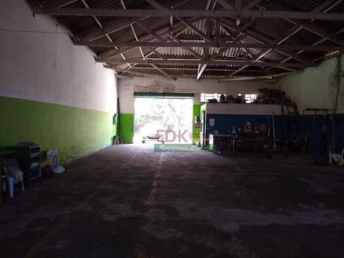 Imagem 1 de 8 de Galpão À Venda, 220 M² Por R$ 1.299.000,00 - Centro - Taubaté/sp - Ga0115