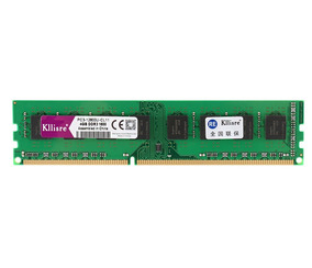 Memoria 4gb Ddr3 1600mhz Kllsre Para Desktop Amd Promoção