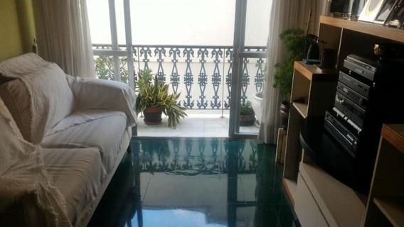 Apartamento Com 2 Dormitórios À Venda, 77 M² Por R$ 1.680.000,00 - Leblon - Rio De Janeiro/rj - Ap7139