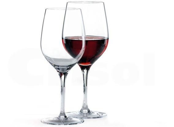 Copas Y Copones De Vino De Cristal Nacional