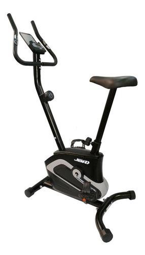 Imagen 1 de 5 de Bicicleta fija JBH 79 tradicional negra