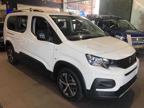 Imagen 1 de 10 de Peugeot Rifter Gt 1.2 T Pure Tech Aut 8 Vel 2022 Nuevo